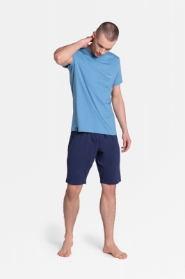 Pijama model 151166 Henderson albastru