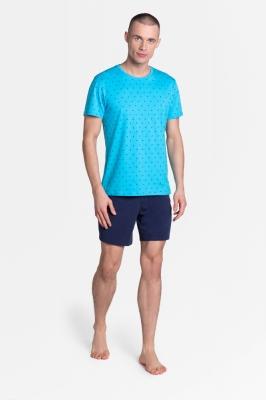 Pijama model 151301 Henderson albastru