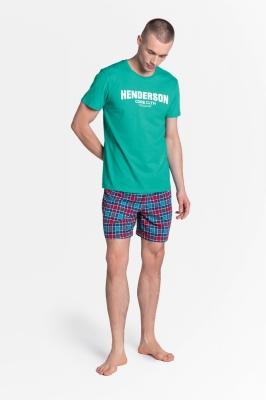 Pijama model 151500 Henderson verde