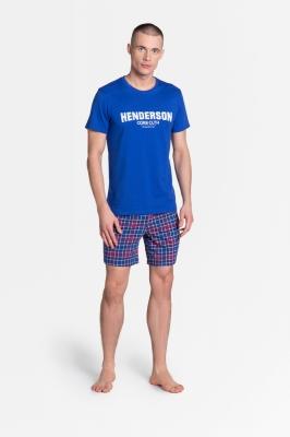 Pijama model 151501 Henderson albastru