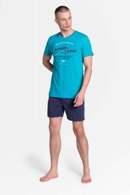 Pijama model 151568 Henderson albastru