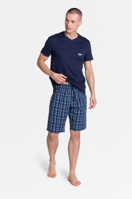 Pijama model 151574 Henderson Bleumarin