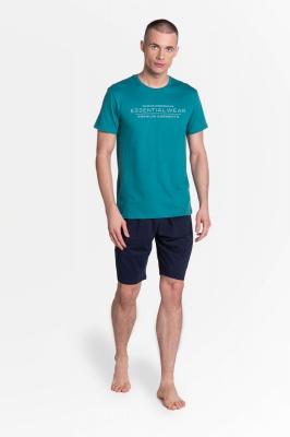 Pijama model 151575 Henderson verde
