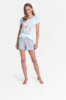 Pijama model 152062 Henderson albastru