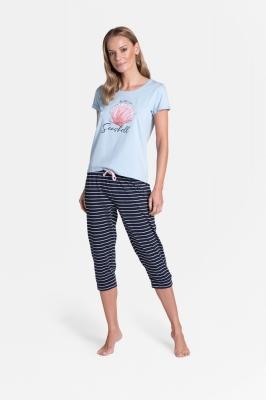 Pijama model 152063 Henderson albastru