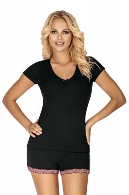 Pijama model 153980 Donna negru