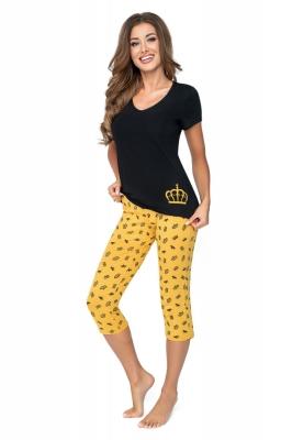 Pijama model 156905 Donna negru