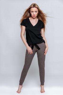 Pijama model 156952 Sensis negru