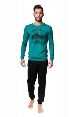 Pijama model 157064 Henderson verde