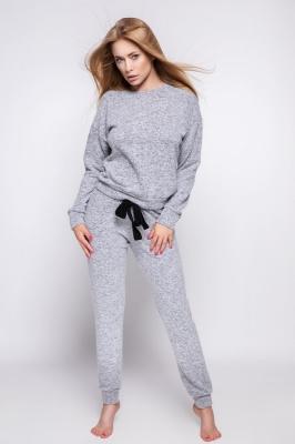 Pijama model 157948 Sensis gri