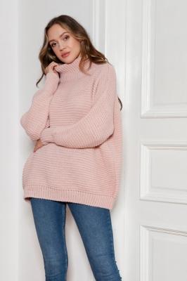 Pulover model 159009 Lanti roz