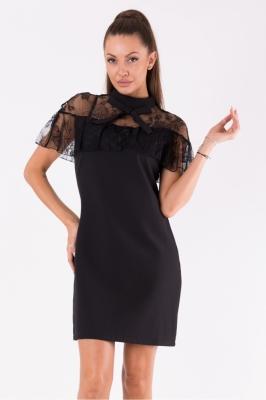 Rochie de seara model 119508 YourNewStyle negru