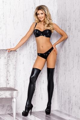 Sutien bardot model 126897 Axami negru