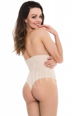 Tanga model 119545 Julimex Shapewear bej