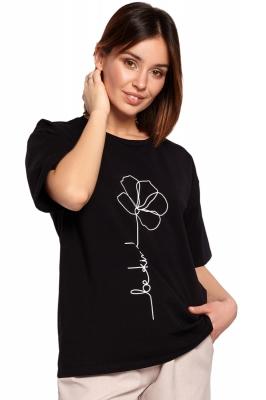Tricou model 153001 BE negru