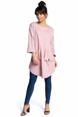 Bluza lunga Model 113850 BE roz