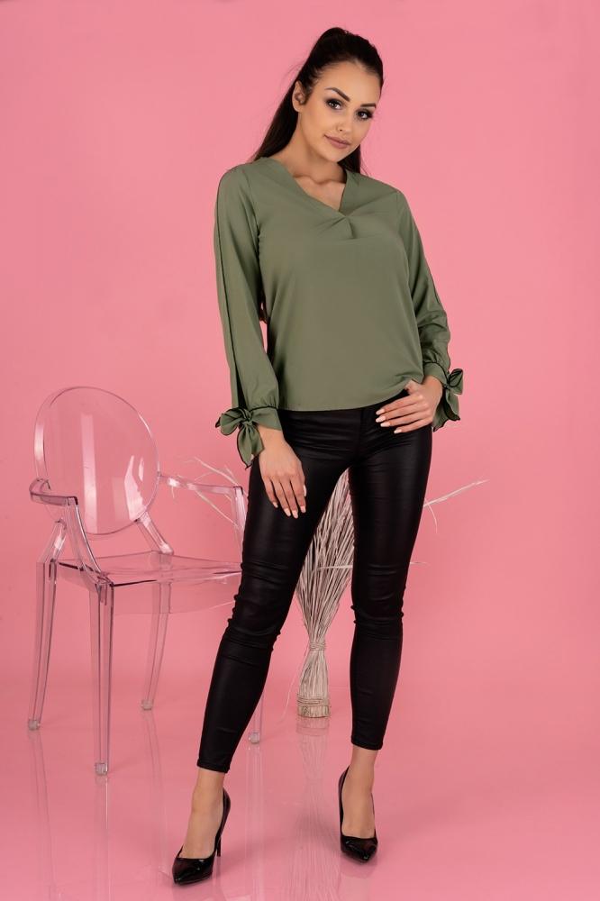 Bluza model 149066 Merribel verde