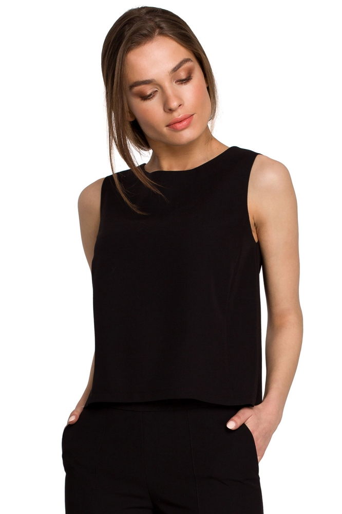 Bluza model 154104 Style negru