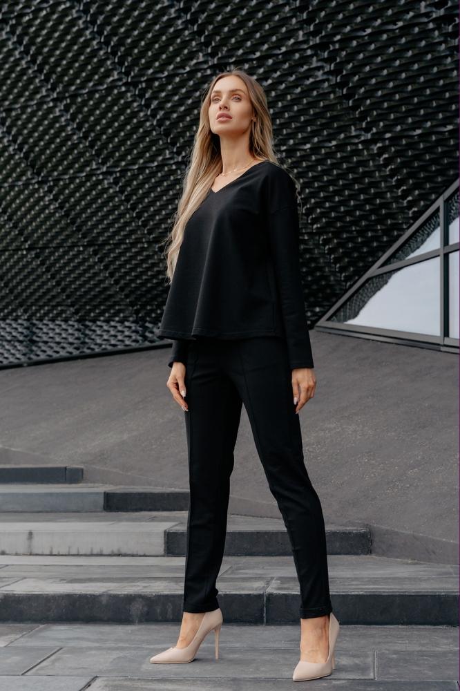 Bluza eleganta Model 158058 Lemoniade negru