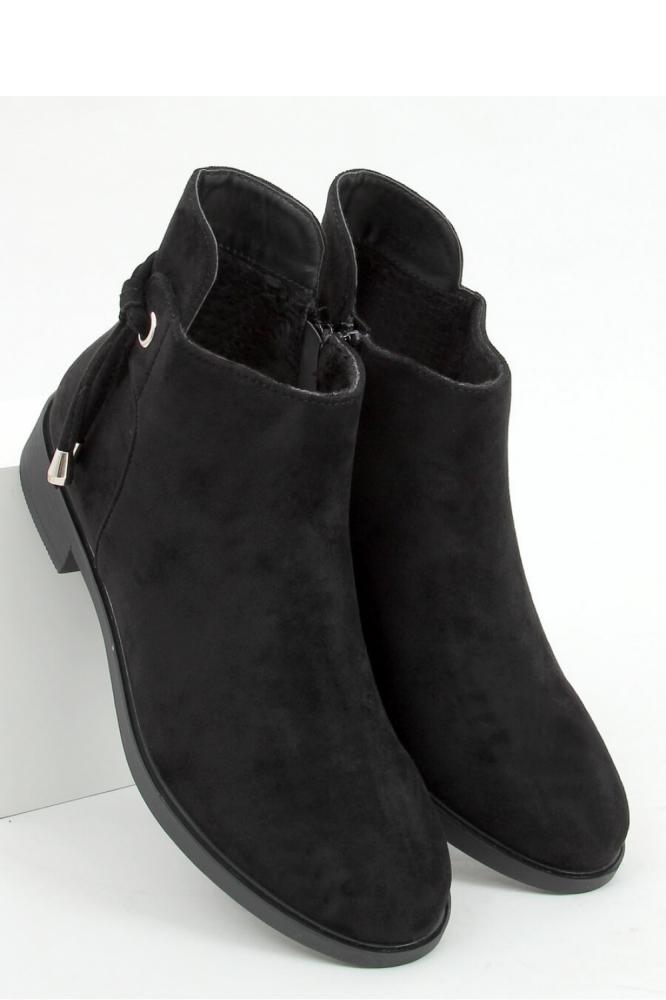 Botine model 157974 Inello negru