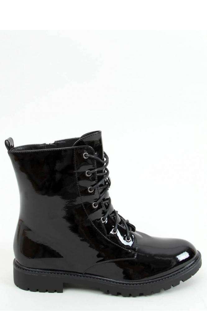 Botine model 157975 Inello negru