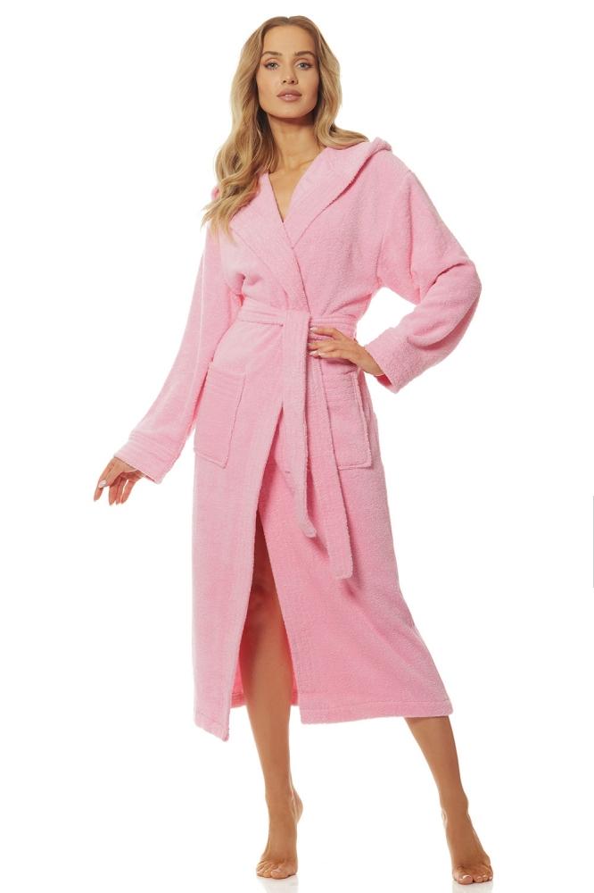 Halat pufos Model 152618 L&L collection roz