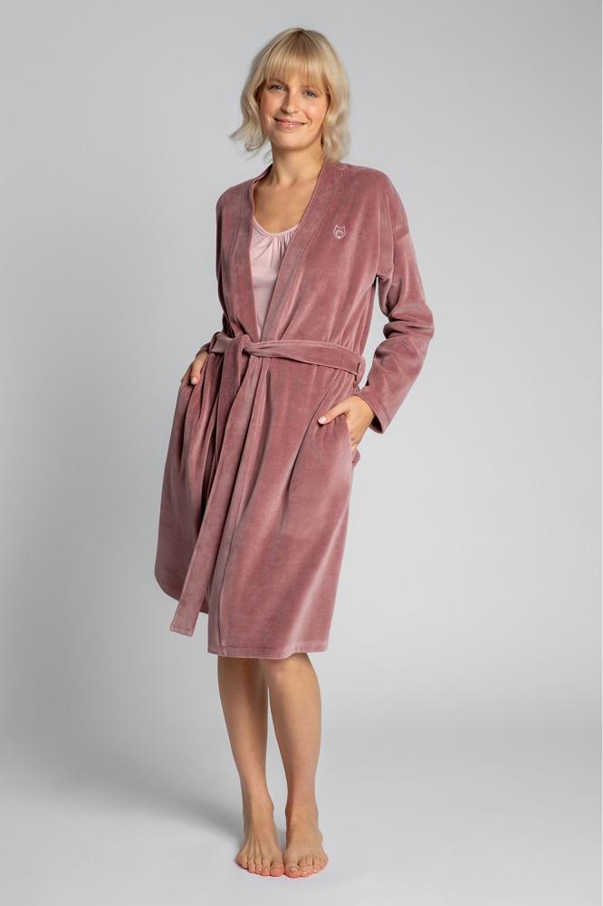 Halat pufos Model 150639 LaLupa roz