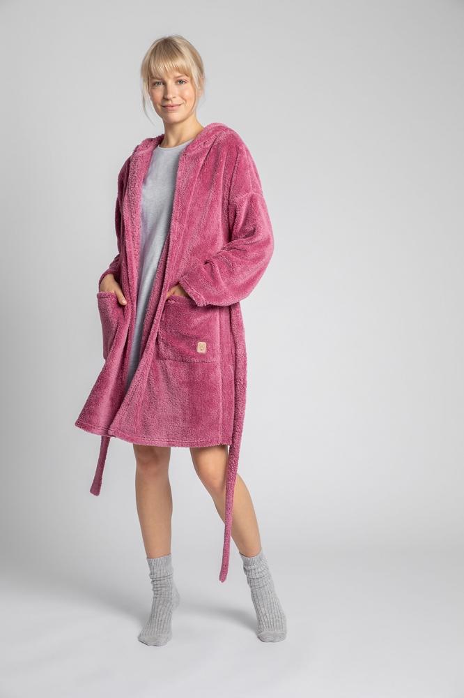 Halat pufos Model 150669 LaLupa roz