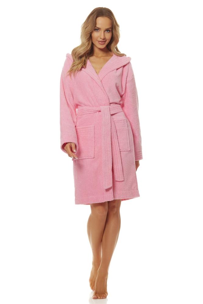 Halat pufos Model 152615 L&L collection roz