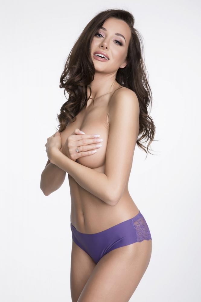 Chiloti model 150865 Julimex Lingerie violet
