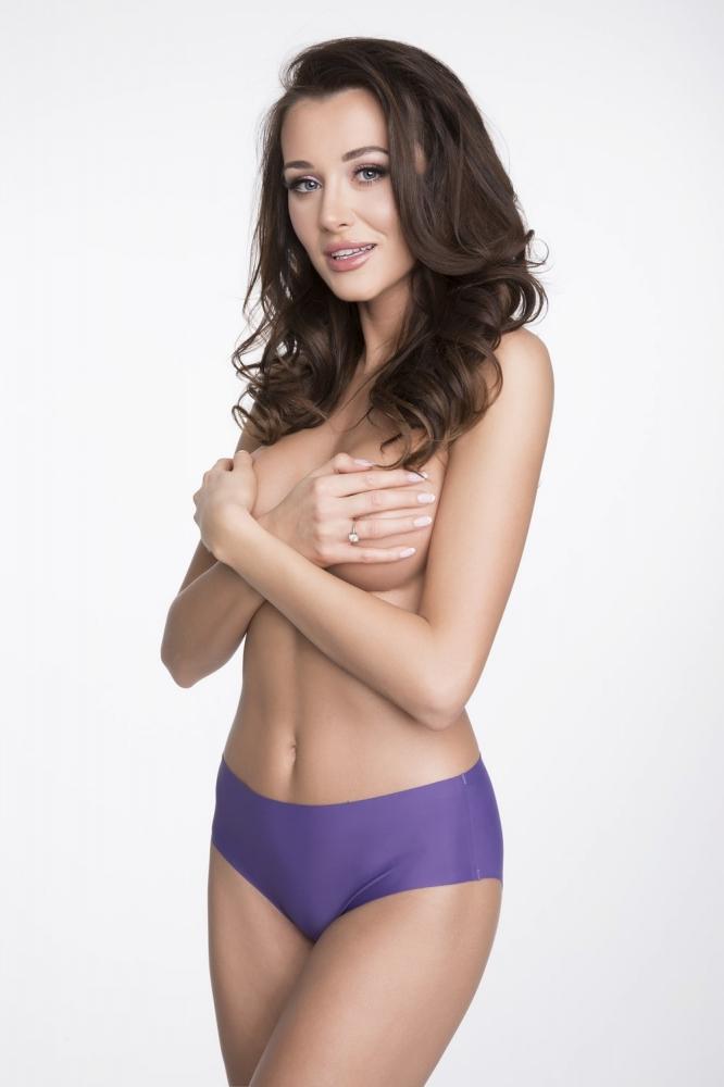 Chiloti model 150870 Julimex Lingerie violet