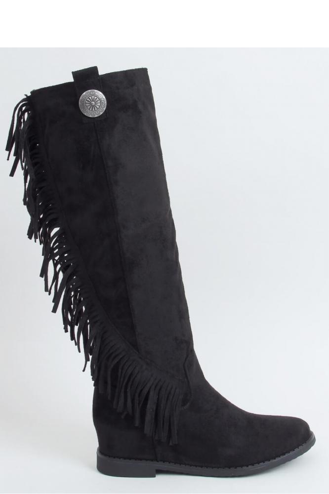 Cizme model 150937 Inello negru