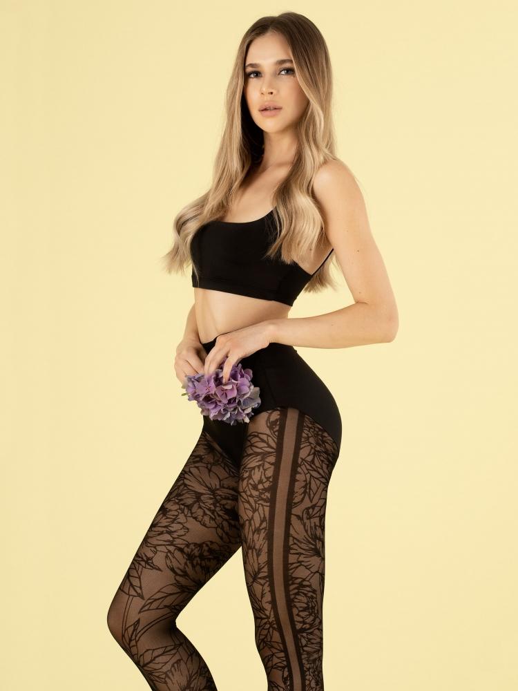 Dresuri model 152684 Fiore negru