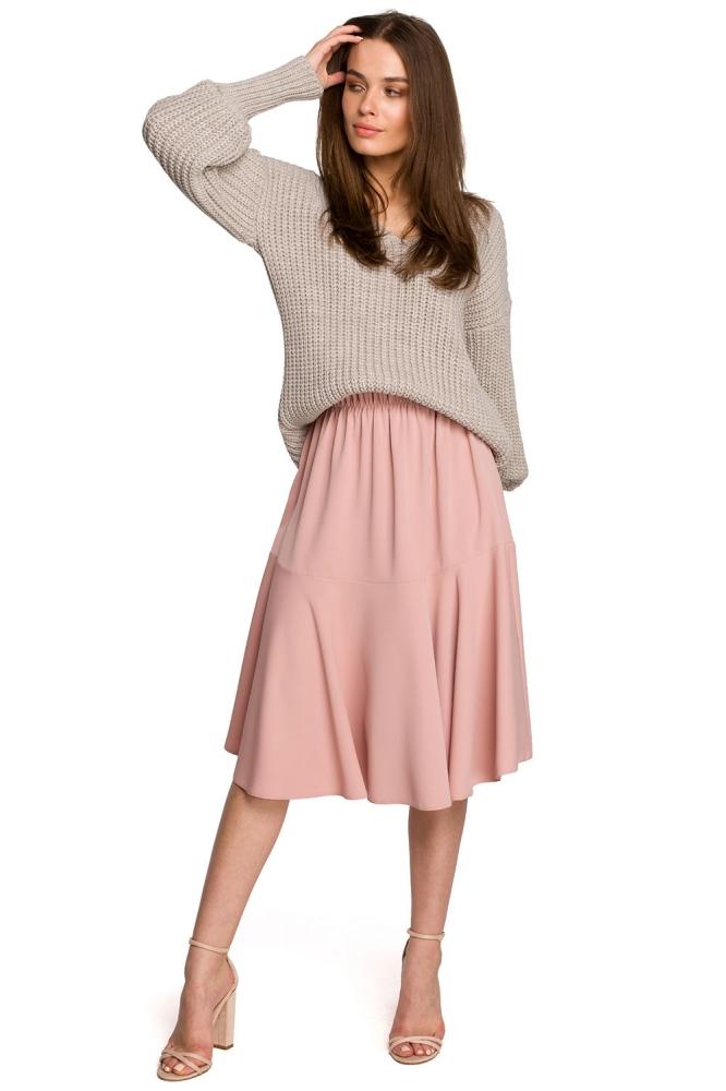 Fusta model 154079 Style roz