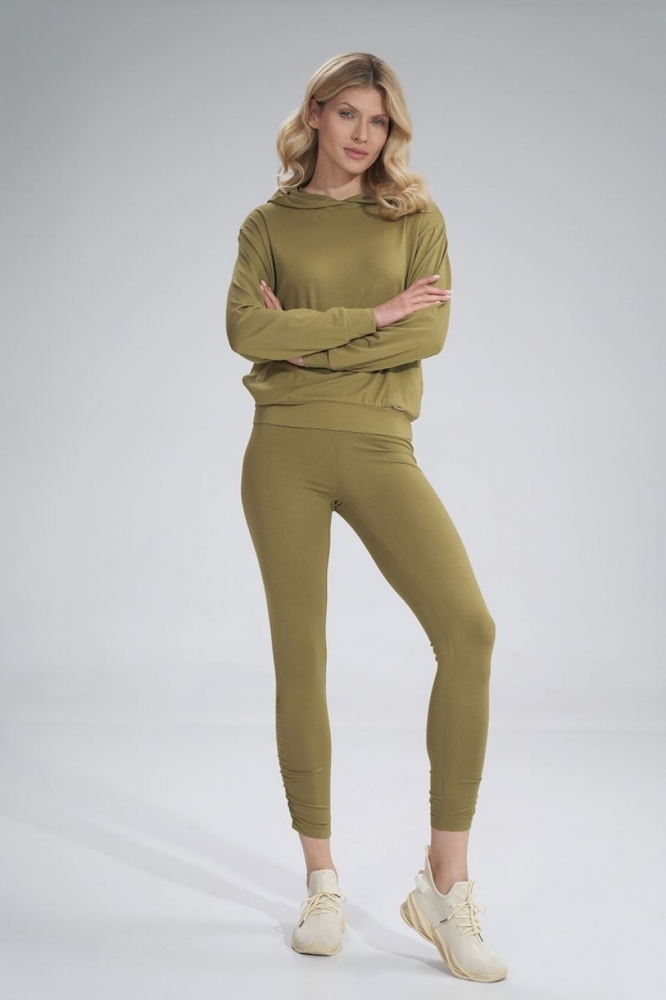 Legginsi model 155969 Figl verde