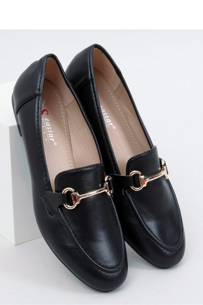 Mocasini eleganti Model 153836 Inello negru