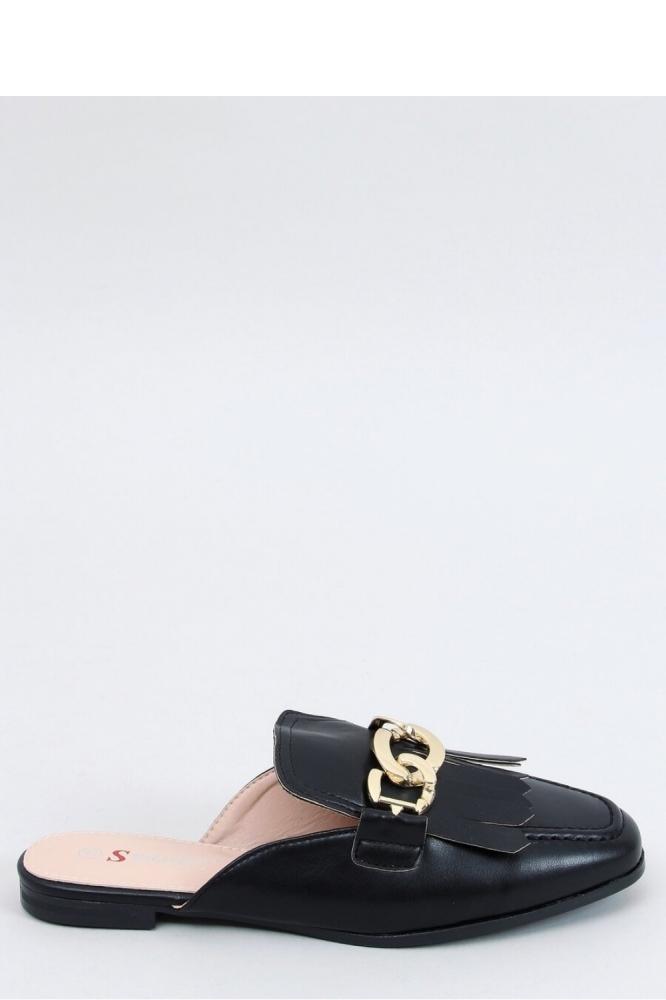 Mocasini eleganti Model 153872 Inello negru