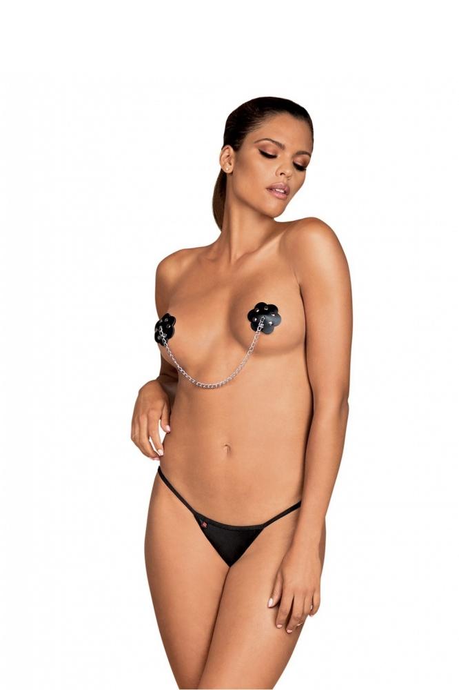 Nipple covers model 151582 Obsessive negru