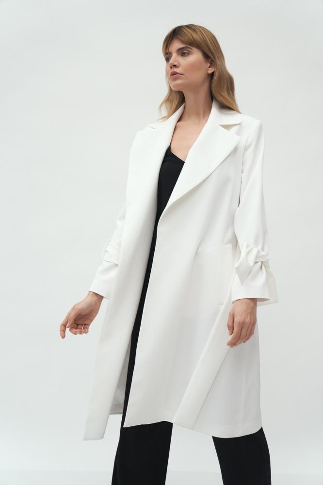 Palton elegant Model 152138 Nife bej