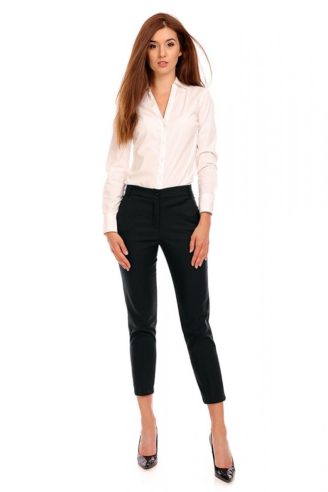 Pantaloni eleganti Model 118960 Cabba negru