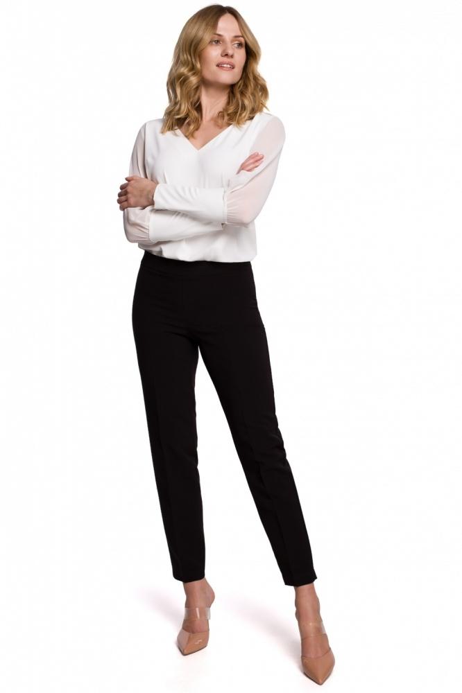 Pantaloni eleganti Model 142973 Makover negru