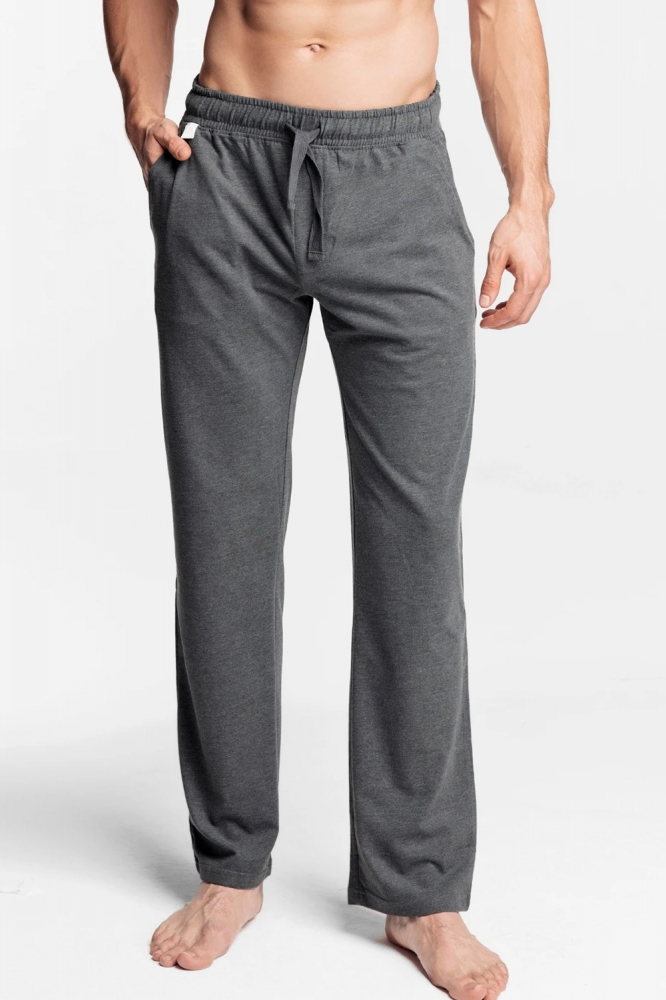 Pantaloni pijama model 151791 Atlantic gri