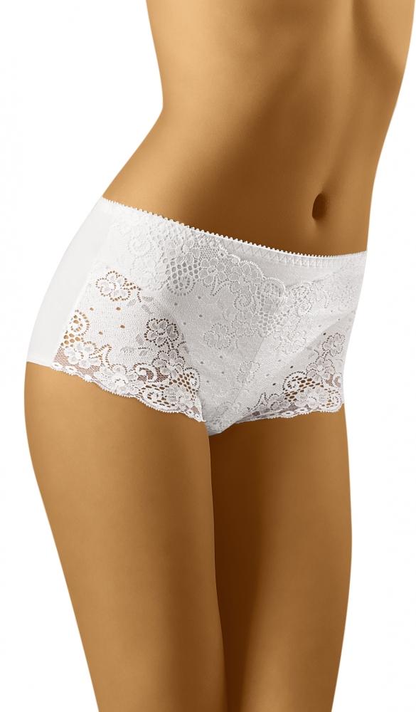 Pantaloni scurti model 156508 Wolbar alb