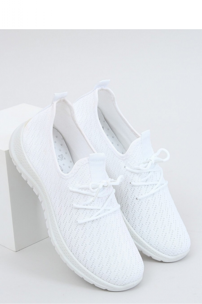 Pantofi de sport model 153331 Inello alb