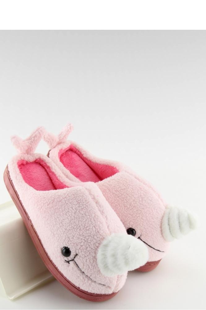 Papuci model 122901 Inello roz