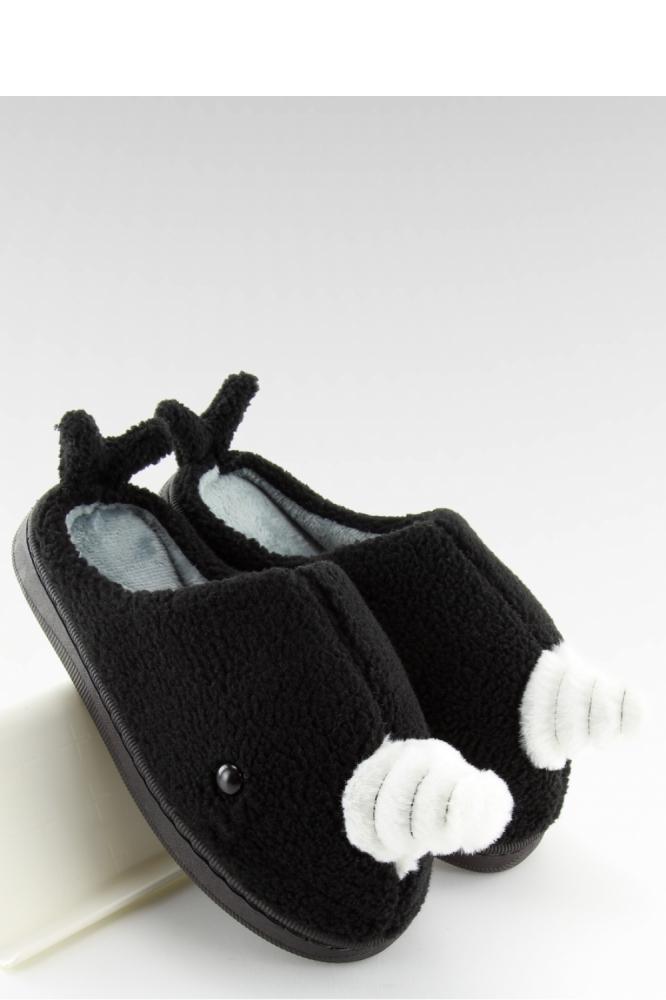Papuci model 122902 Inello negru