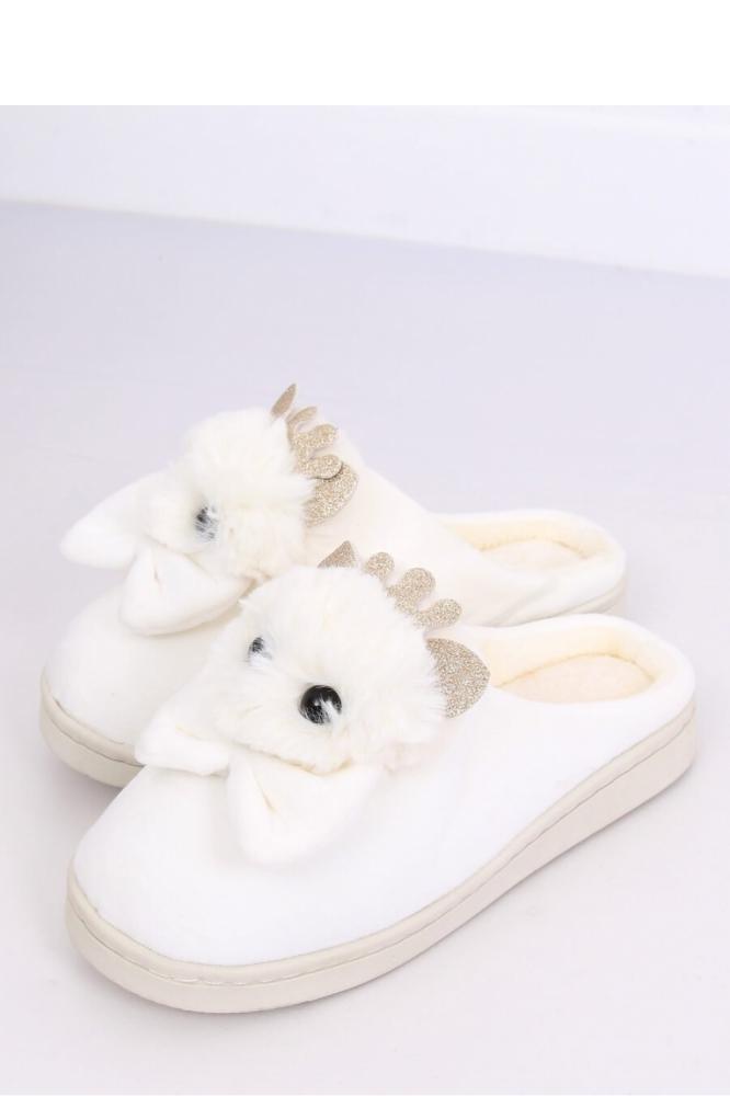 Papuci model 137472 Inello bej