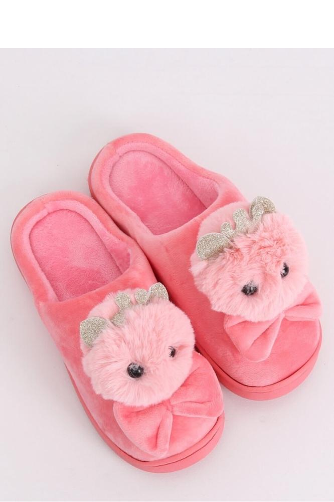 Papuci model 137474 Inello roz