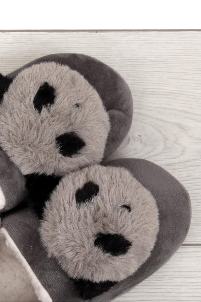 Papuci model 151026 Inello gri