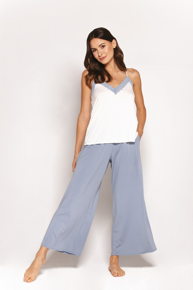Pijama model 154834 Babella albastru